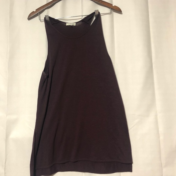 Wilfred Tops - Wilfred slit tank